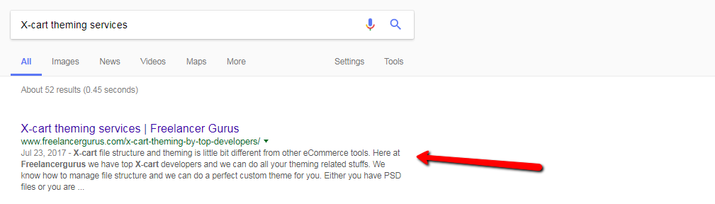 Google increased snippet length