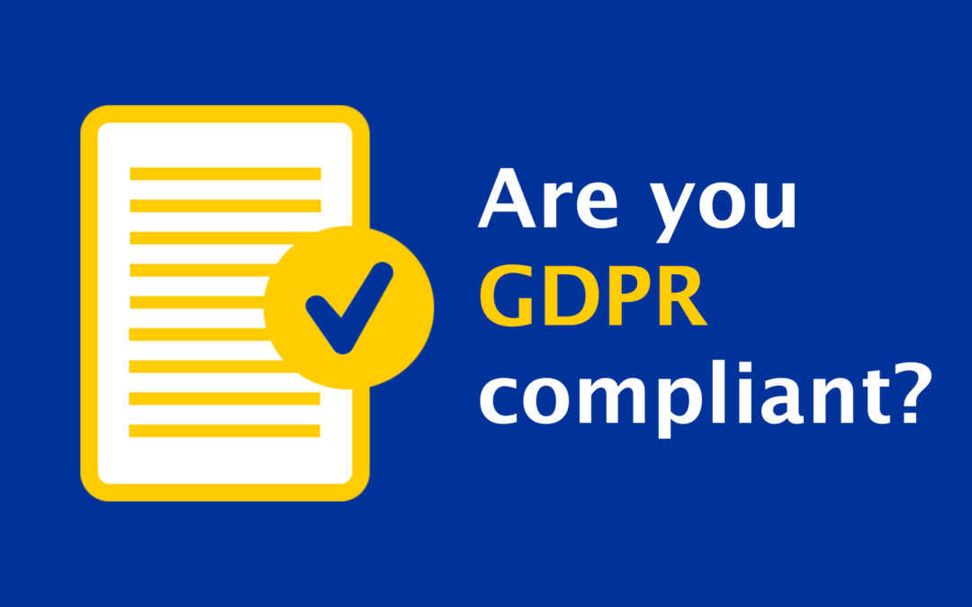 How to make my website GDPR Compliant ?