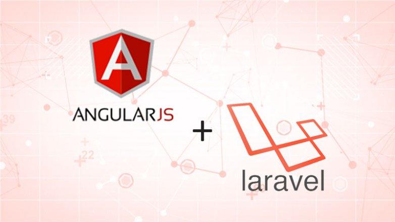Angular with laravel developer london