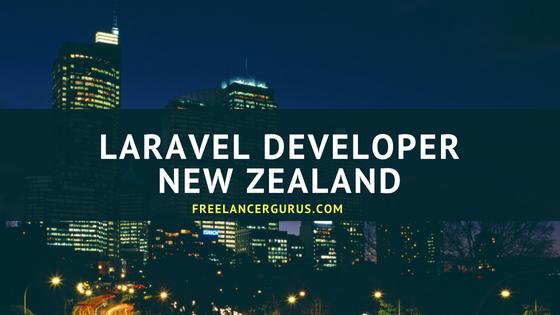 Best Laravel developer in New Zealand