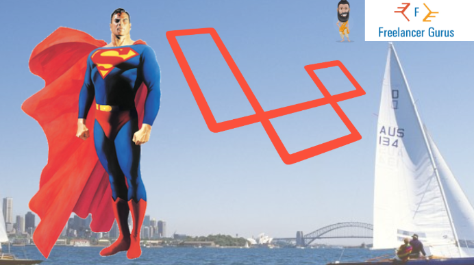 Superman Laravel freelancers