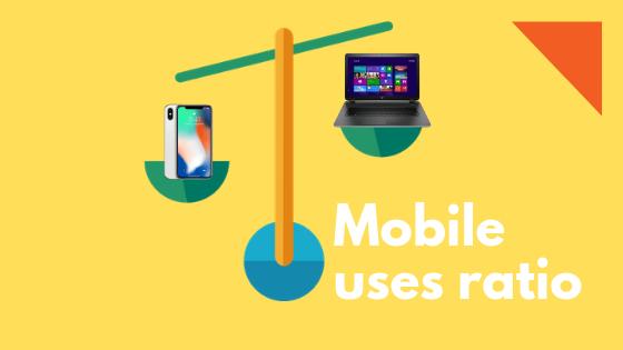 Mobile users versus desktop users