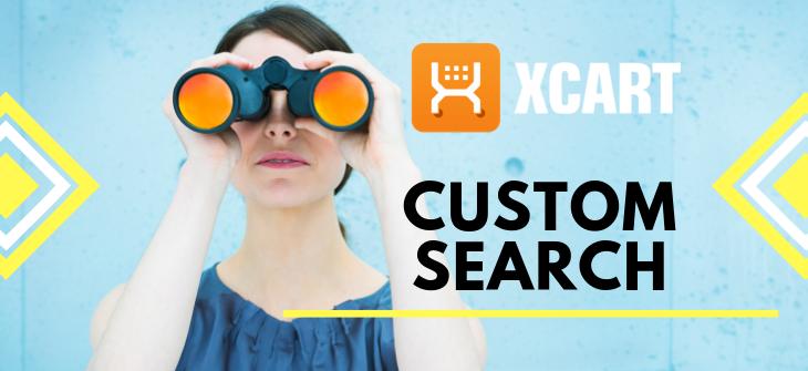 Hire X-Cart developer, freelancer for custom search